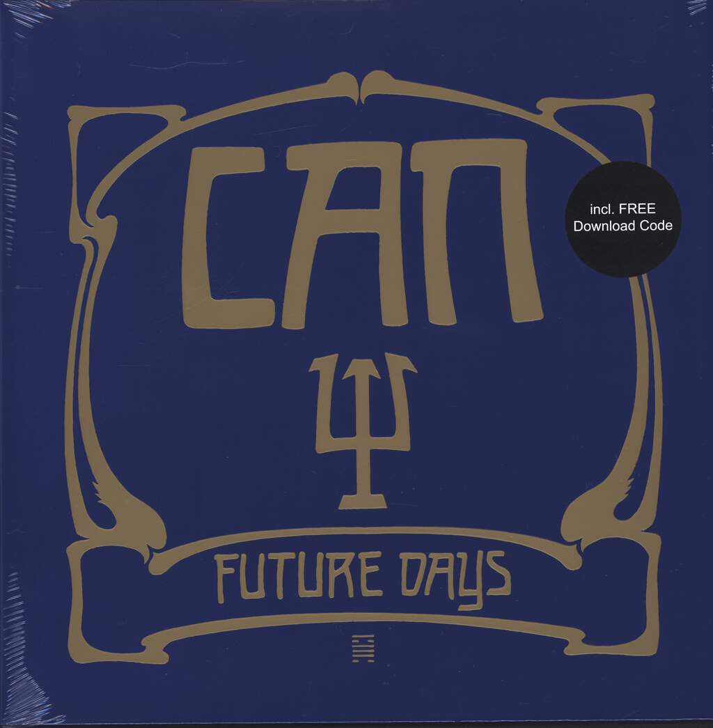 Can: Future Days, LP (Vinyl)