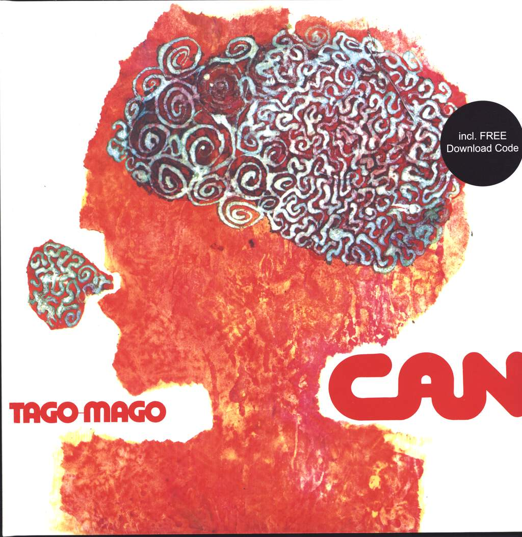 Can: Tago Mago, LP (Vinyl)