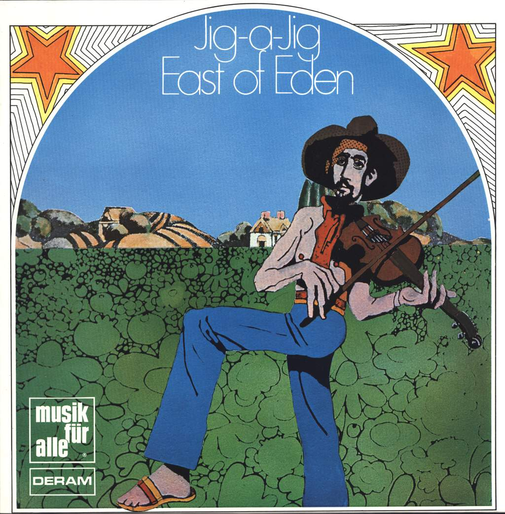 East Of Eden: Jig-A-Jig, LP (Vinyl)