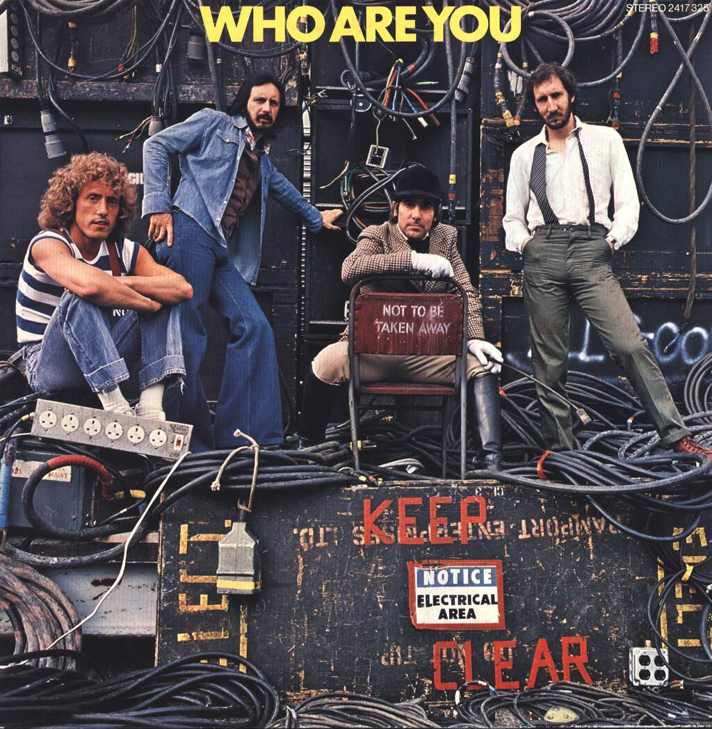 The Who: Who Are You, LP (Vinyl)