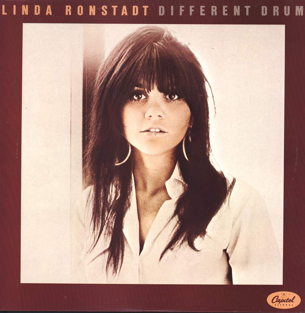 Linda Ronstadt: Different Drum, LP (Vinyl)