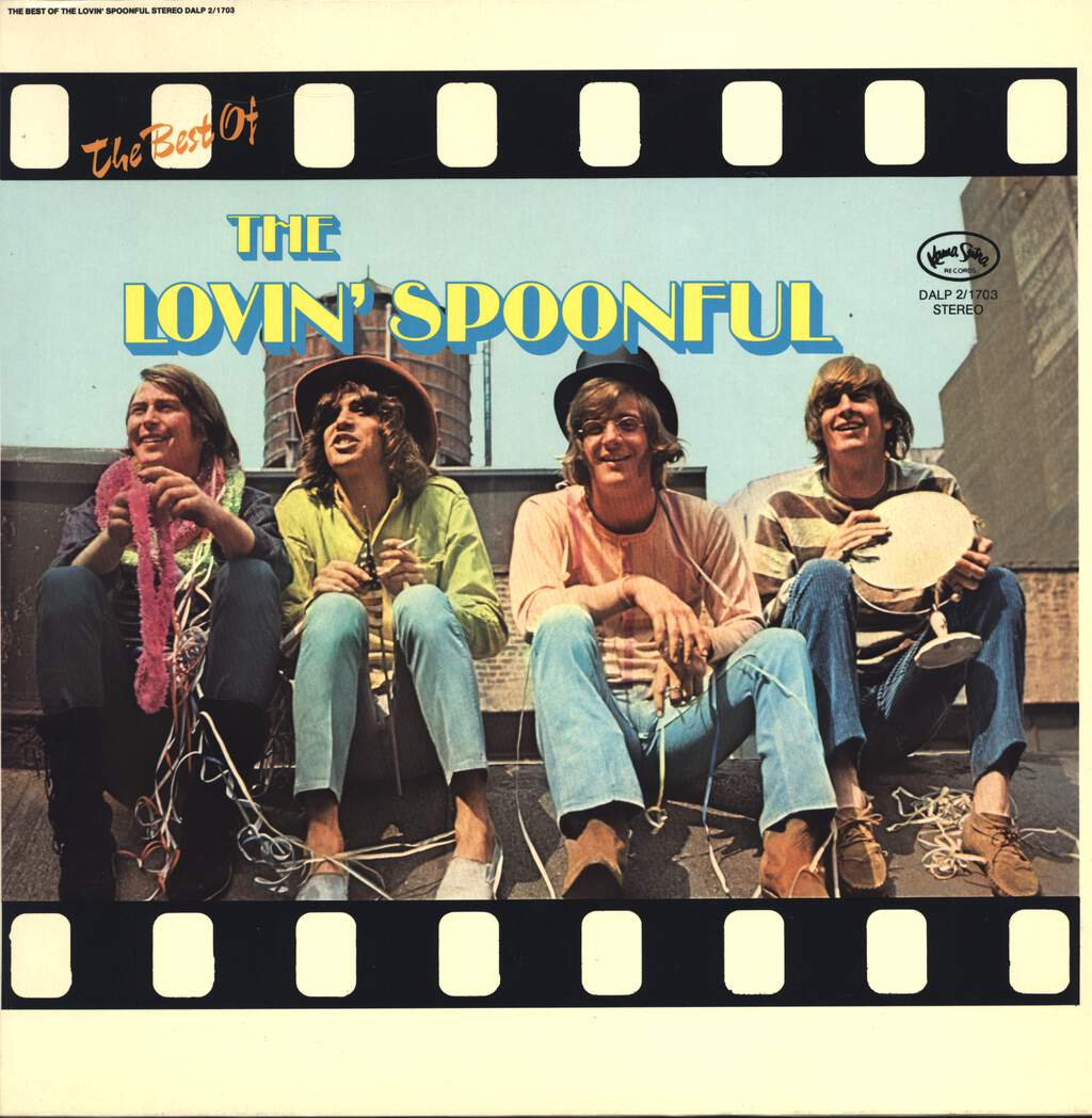 The Lovin' Spoonful: The Best Of The Lovin' Spoonful, LP (Vinyl)