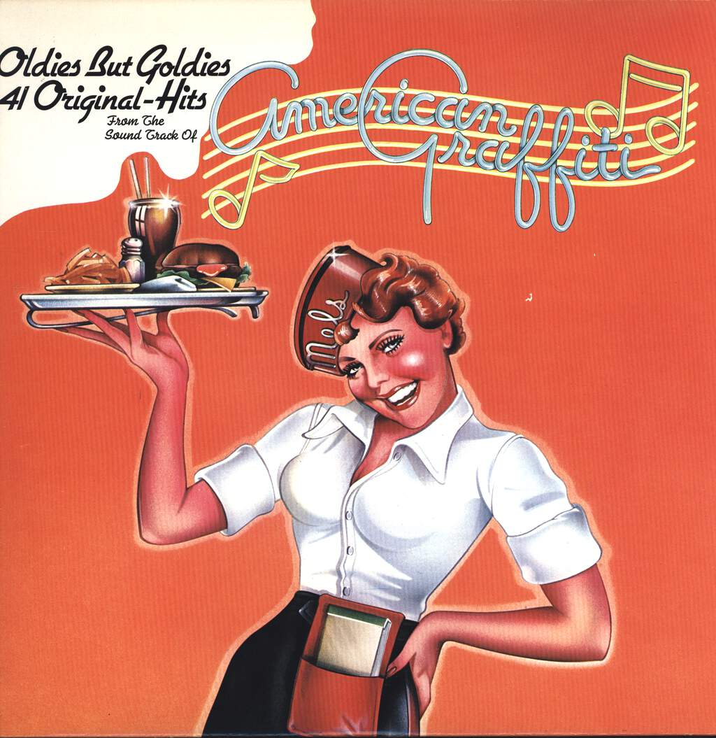 Various: 41 Original Hits From The Sound Track Of American Graffiti, LP (Vinyl)