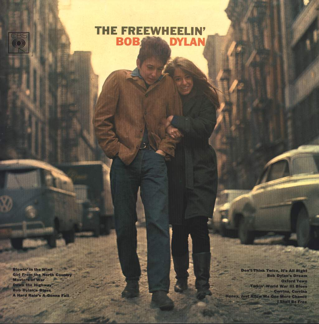 Bob Dylan: The Freewheelin' Bob Dylan, LP (Vinyl)
