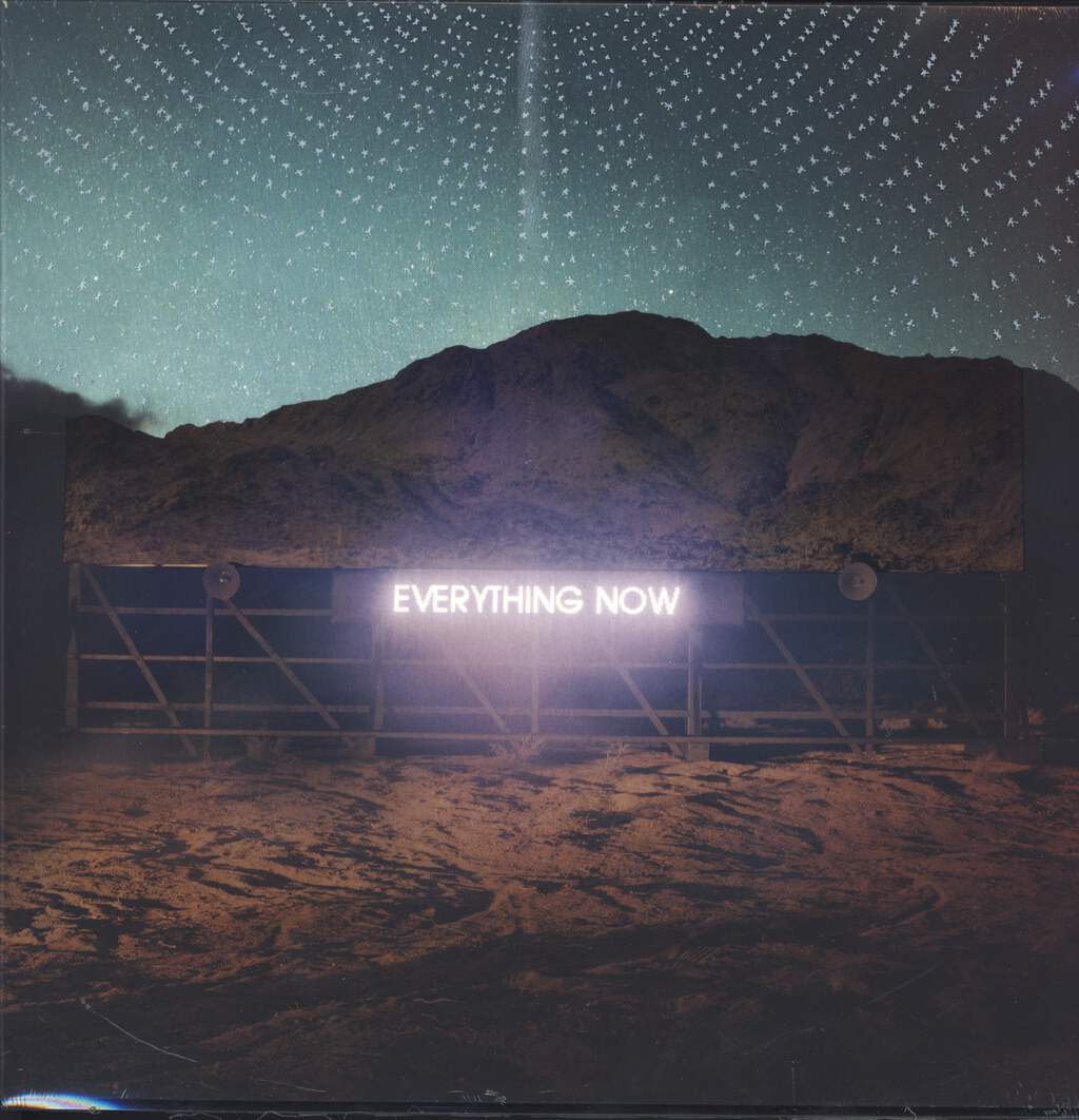 Arcade Fire: Everything Now, LP (Vinyl)