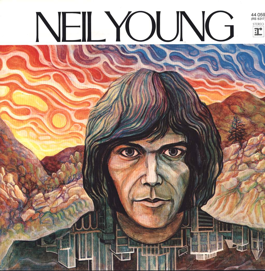 Neil Young: Neil Young, LP (Vinyl)