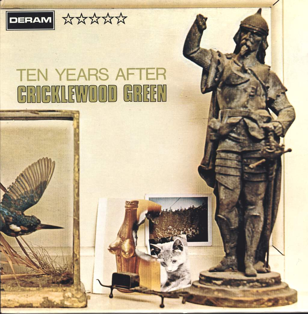 Ten Years After: Cricklewood Green, LP (Vinyl)