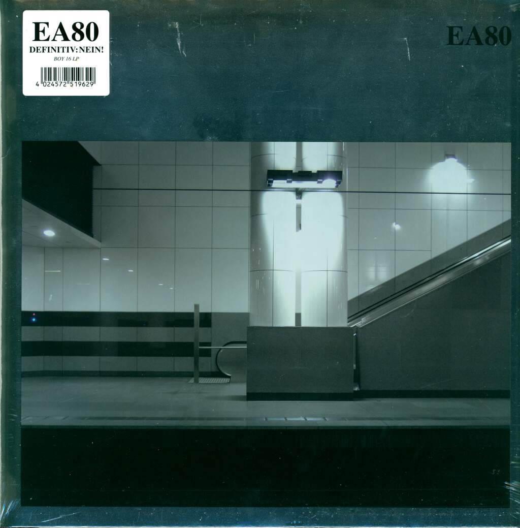 EA80: Definitiv: Nein!, LP (Vinyl)