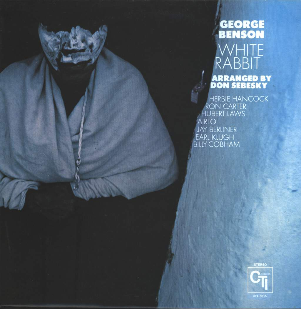George Benson: White Rabbit, LP (Vinyl)