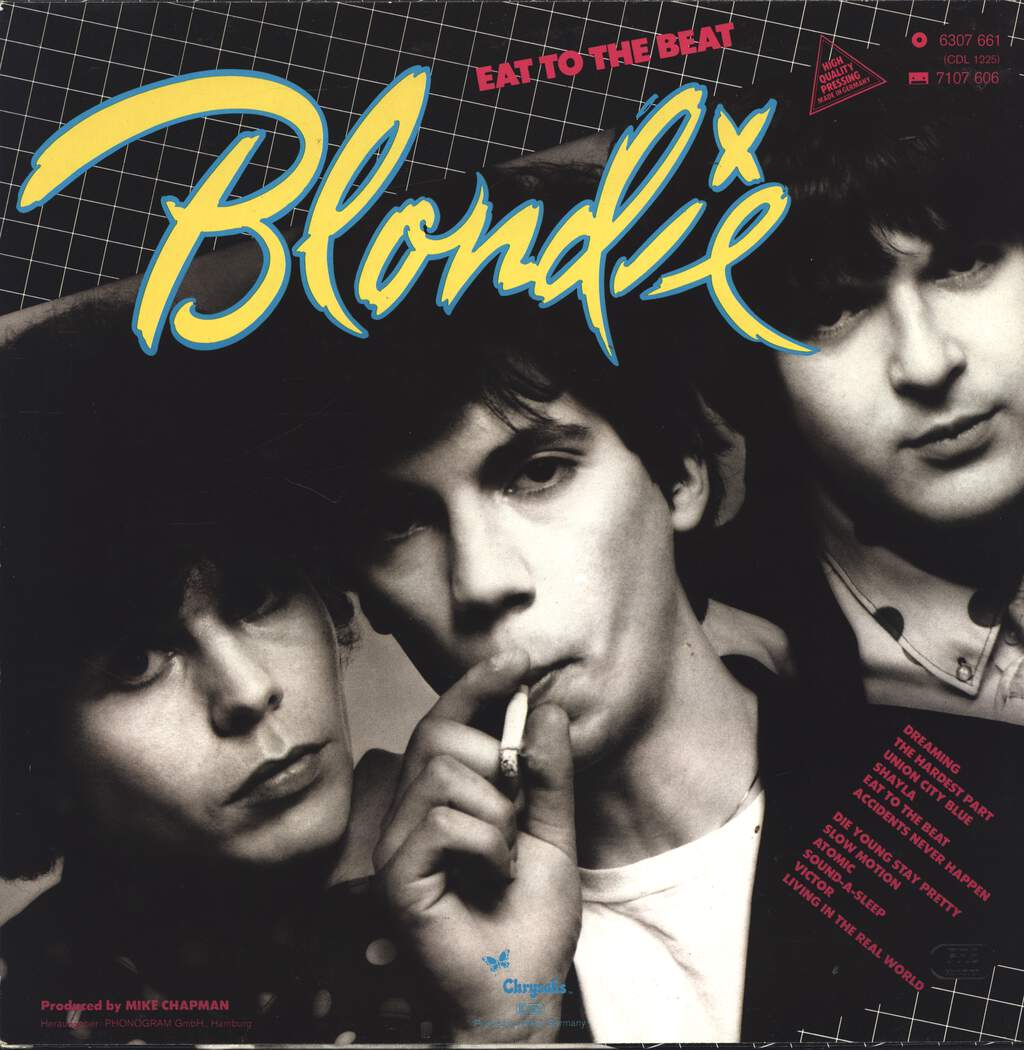 Blondie: Eat To The Beat, LP (Vinyl)