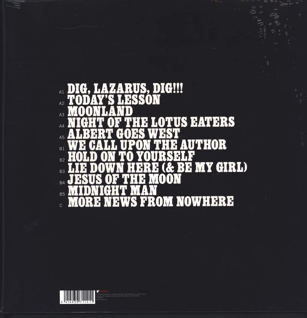 Nick Cave & The Bad Seeds: Dig, Lazarus, Dig!!!, LP (Vinyl)