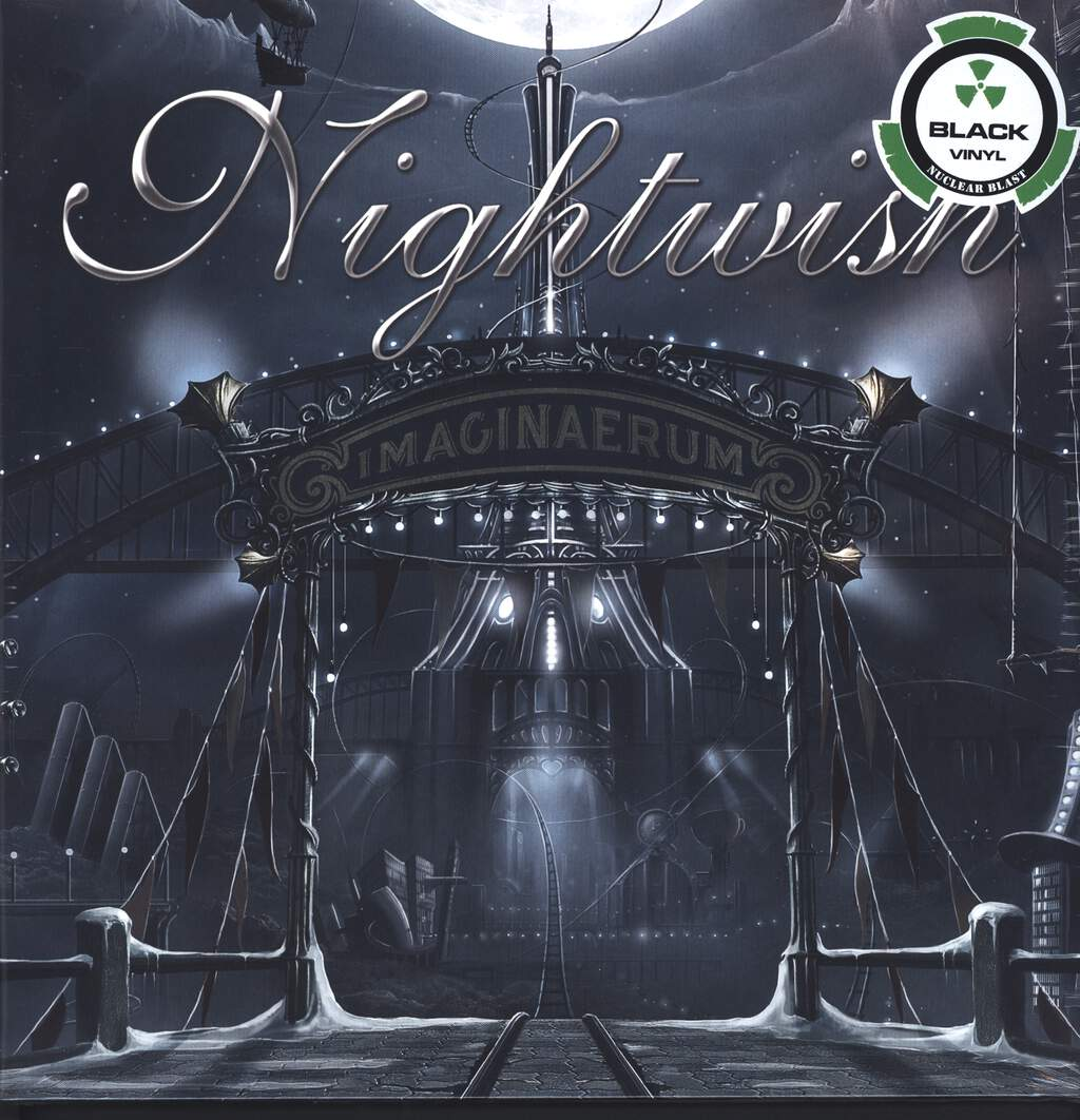 Nightwish: Imaginaerum, LP (Vinyl)