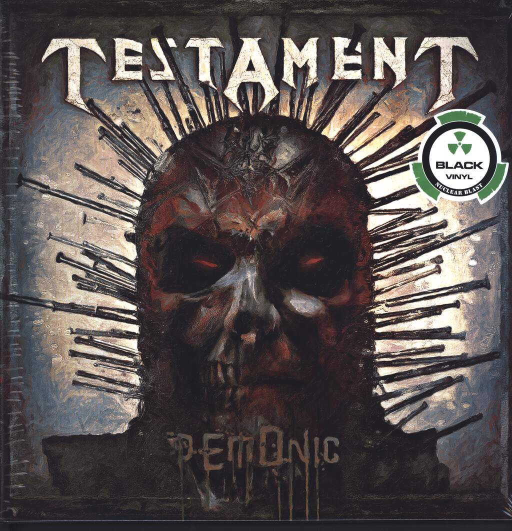 Testament: Demonic, LP (Vinyl)