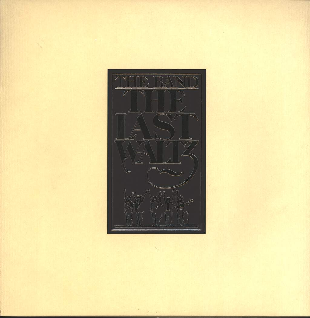 The Band: The Last Waltz, LP (Vinyl)