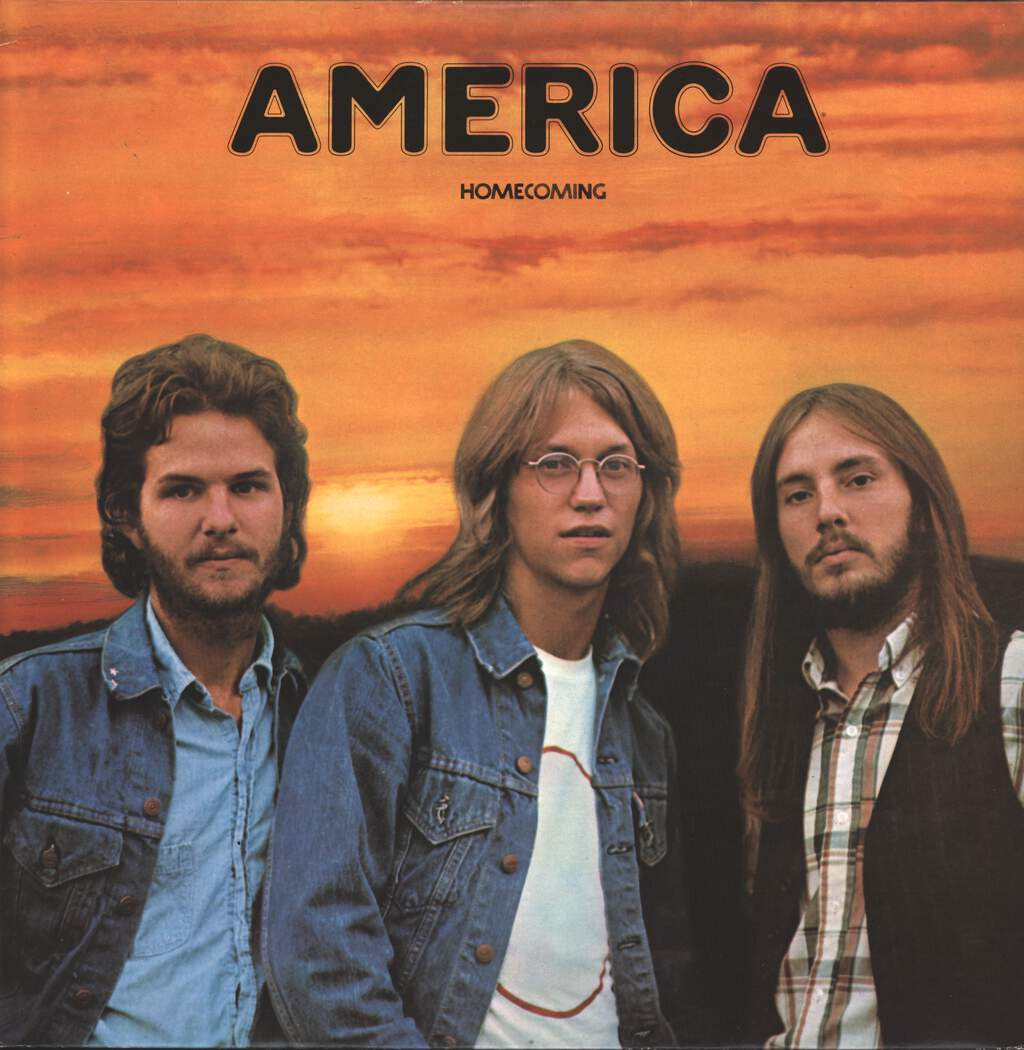 America: Homecoming, LP (Vinyl)