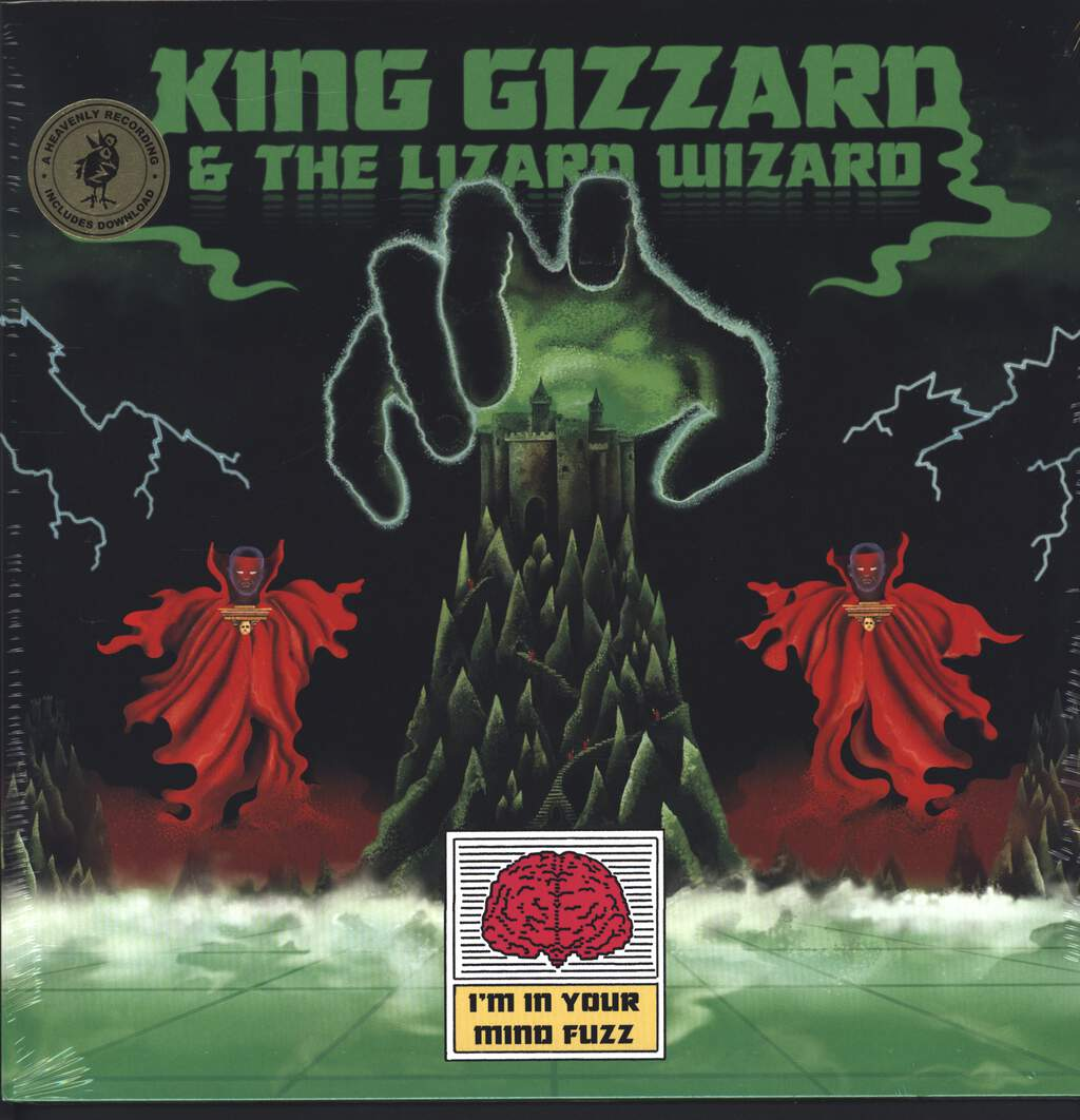 King Gizzard And The Lizard Wizard: I'm In Your Mind Fuzz, LP (Vinyl)
