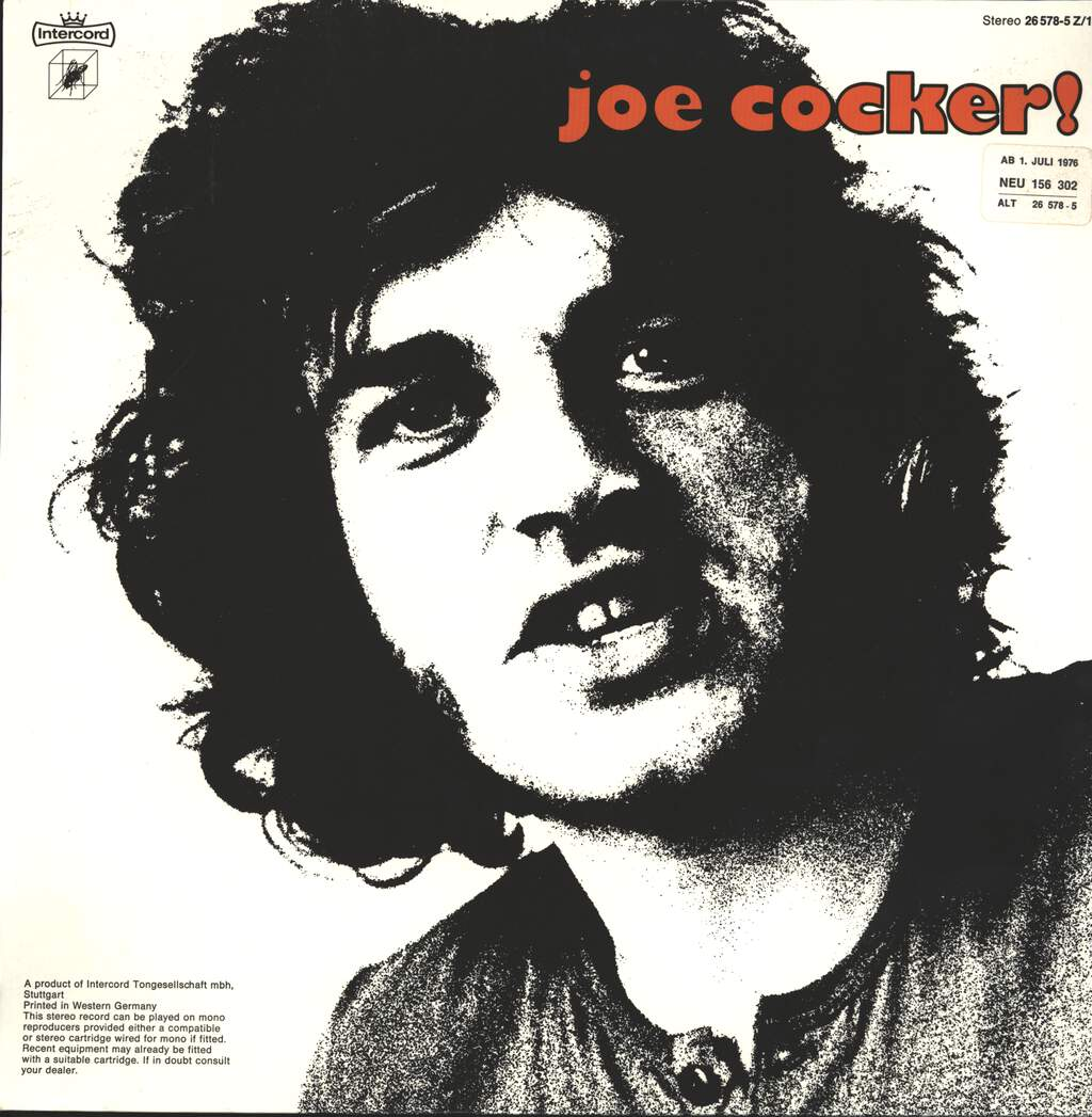 Joe Cocker: Cocker Happy/Joe Cocker, LP (Vinyl)