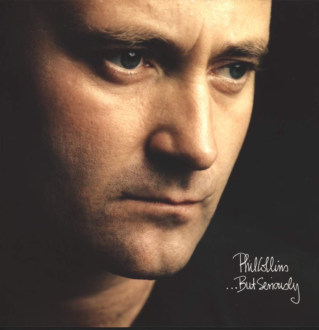 Phil Collins: ...But Seriously, LP (Vinyl)