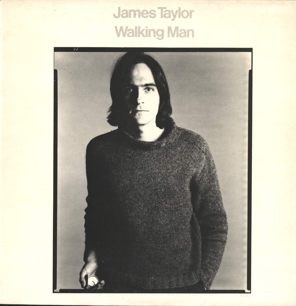 James Taylor: Walking Man, LP (Vinyl)
