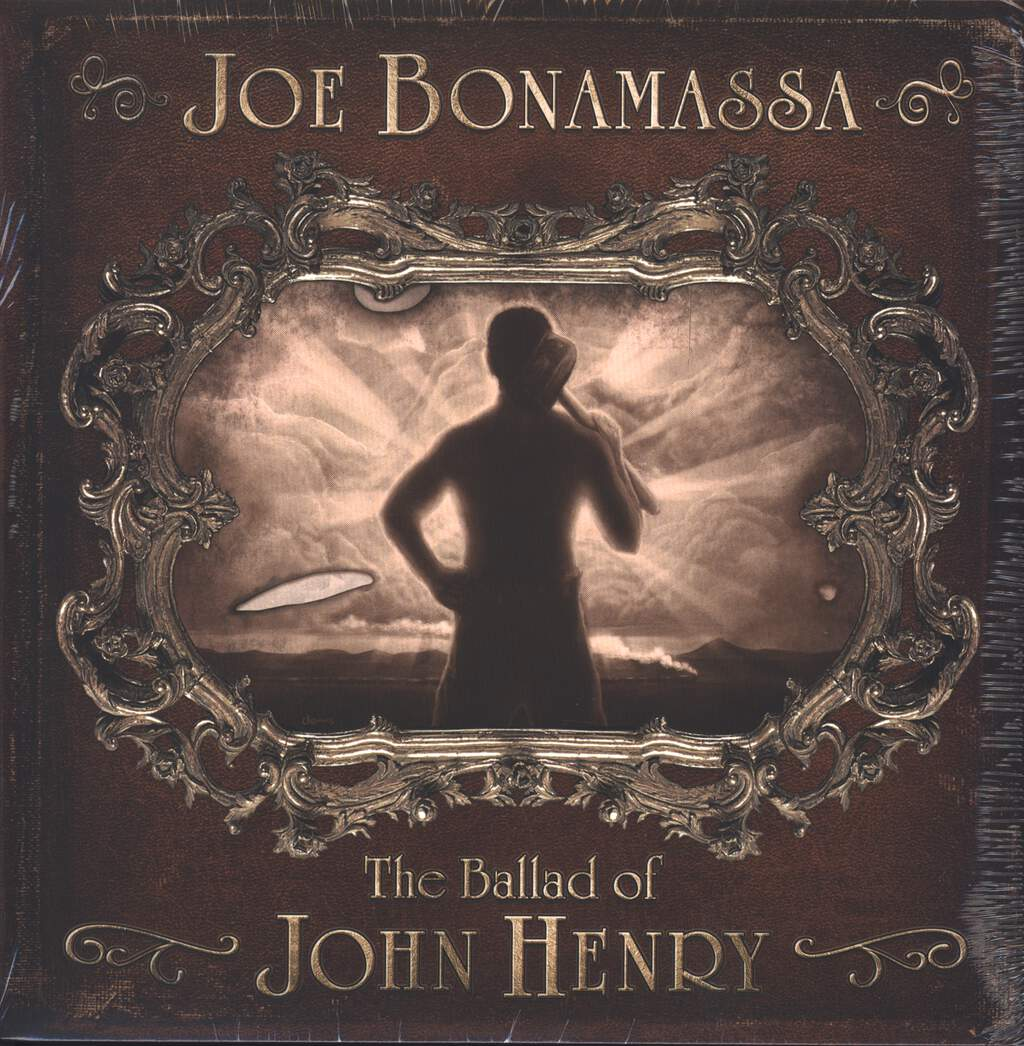 Joe Bonamassa: The Ballad Of John Henry, LP (Vinyl)