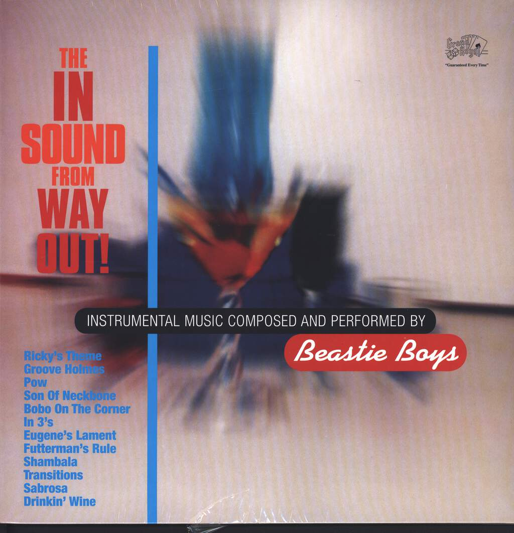 Beastie Boys: The In Sound From Way Out!, LP (Vinyl)