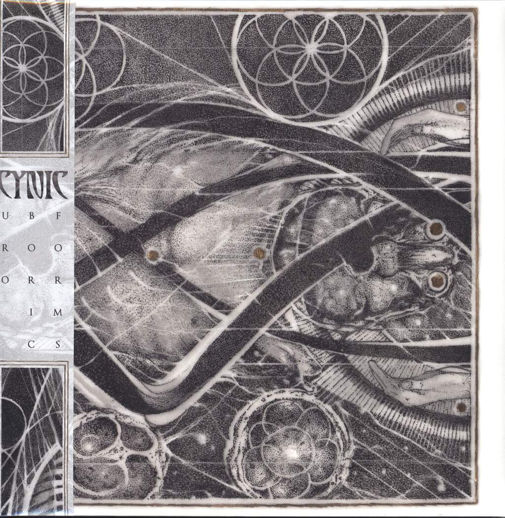 Cynic: Uroboric Forms - The Complete Demo Recordings, LP (Vinyl)
