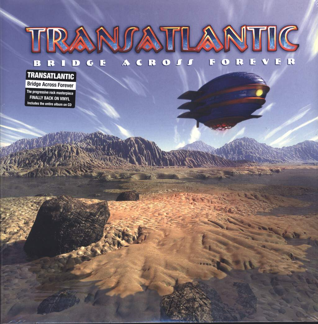 TransAtlantic: Bridge Across Forever, LP (Vinyl)