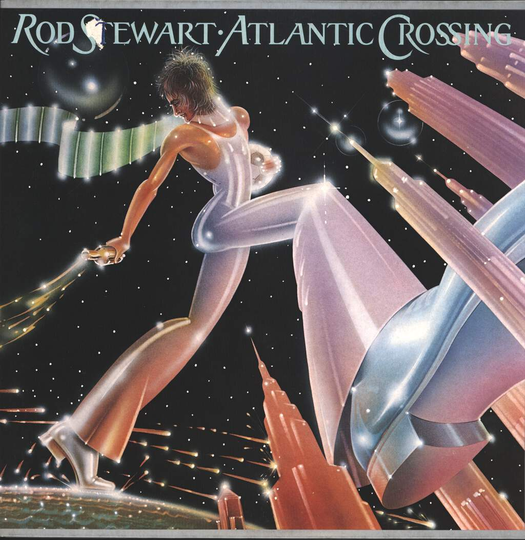 Rod Stewart: Atlantic Crossing, LP (Vinyl)