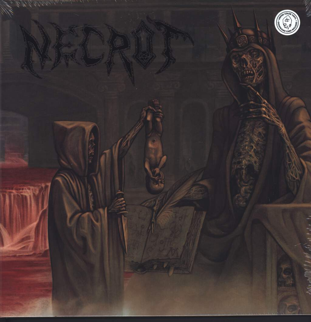 Necrot: Blood Offerings, LP (Vinyl)