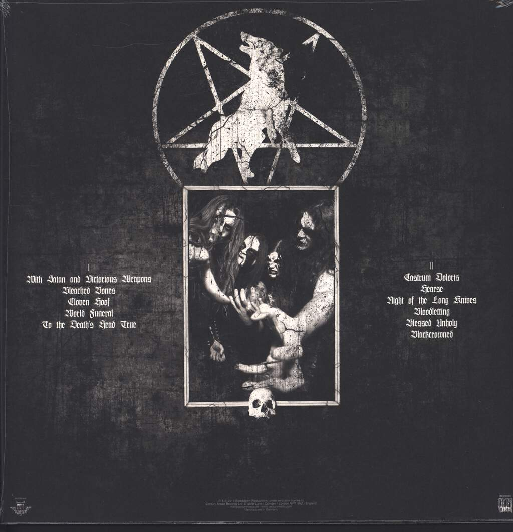 Marduk: World Funeral, LP (Vinyl)