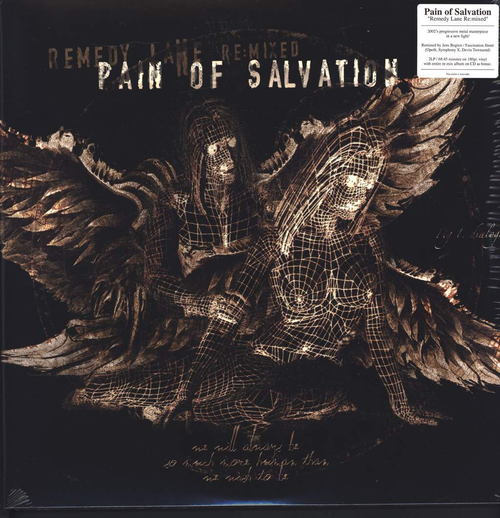 Pain Of Salvation: Remedy Lane Re:Mixed, 2×LP (Vinyl)