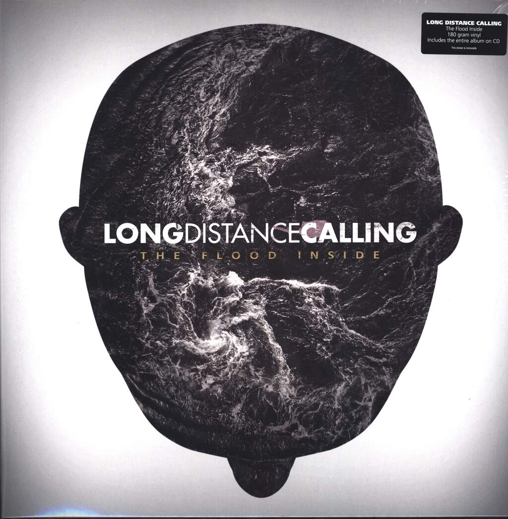 Long Distance Calling: The Flood Inside, LP (Vinyl)