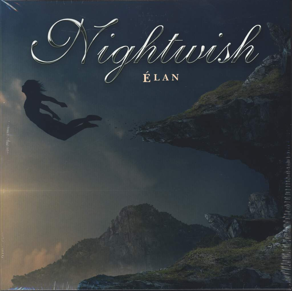 "Nightwish: Élan, 10"" Vinyl EP"