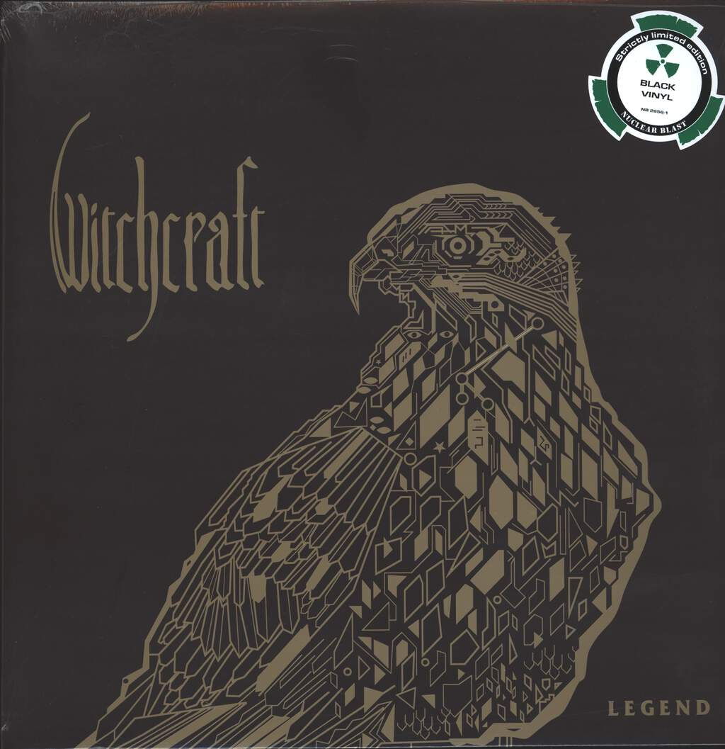 Witchcraft: Legend, 2×LP (Vinyl)