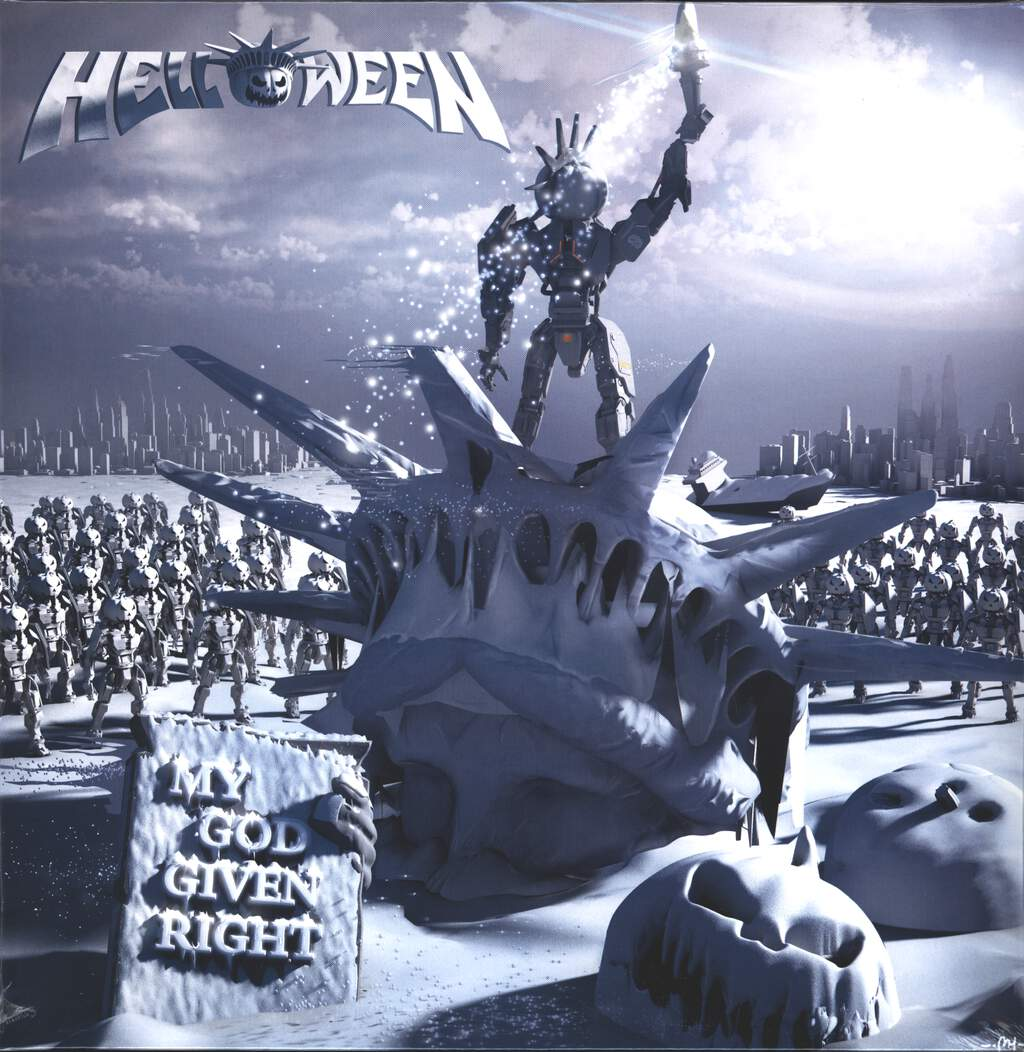 Helloween: My God-Given Right, LP (Vinyl)