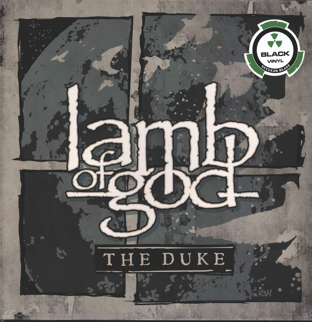 "Lamb Of God: The Duke, 12"" Maxi Single (Vinyl)"