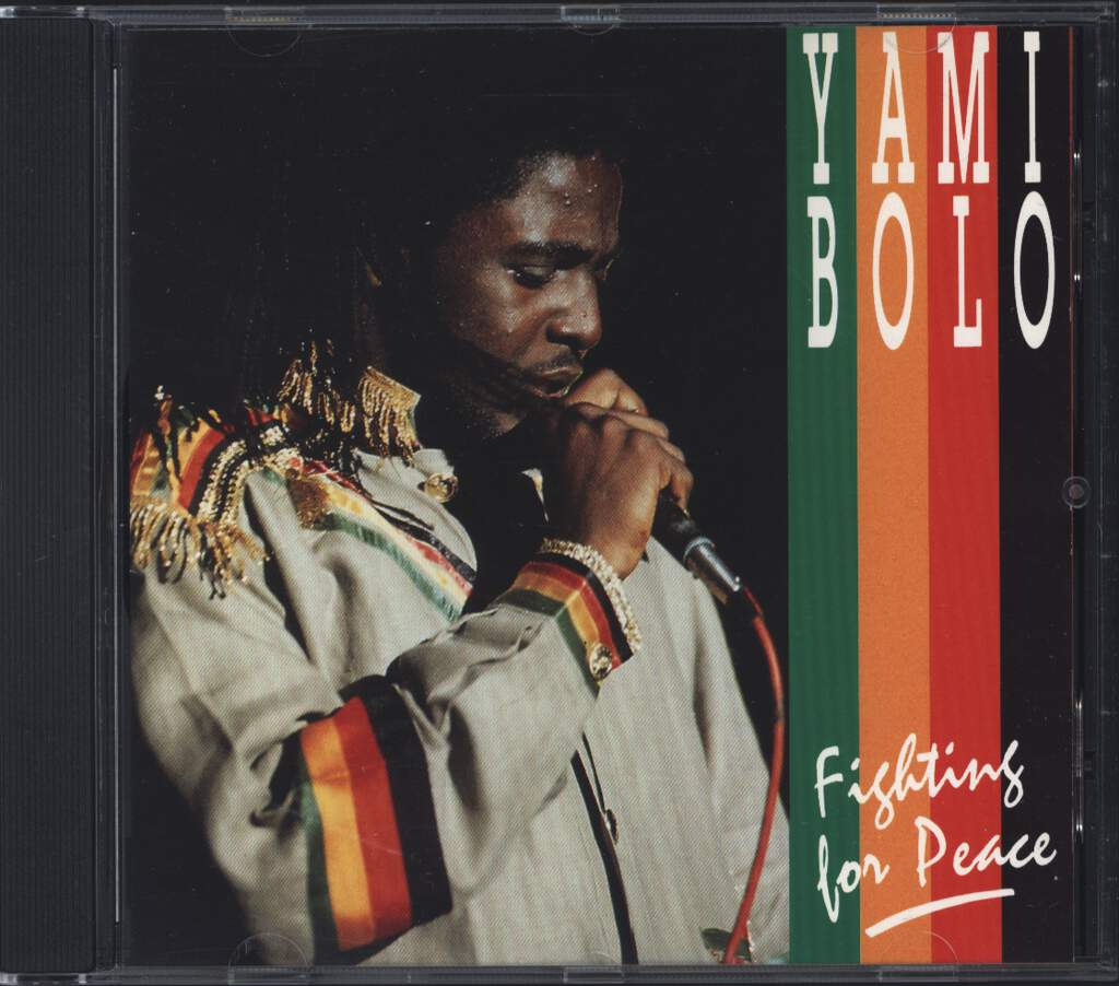 Yami Bolo: Fighting For Peace, CD