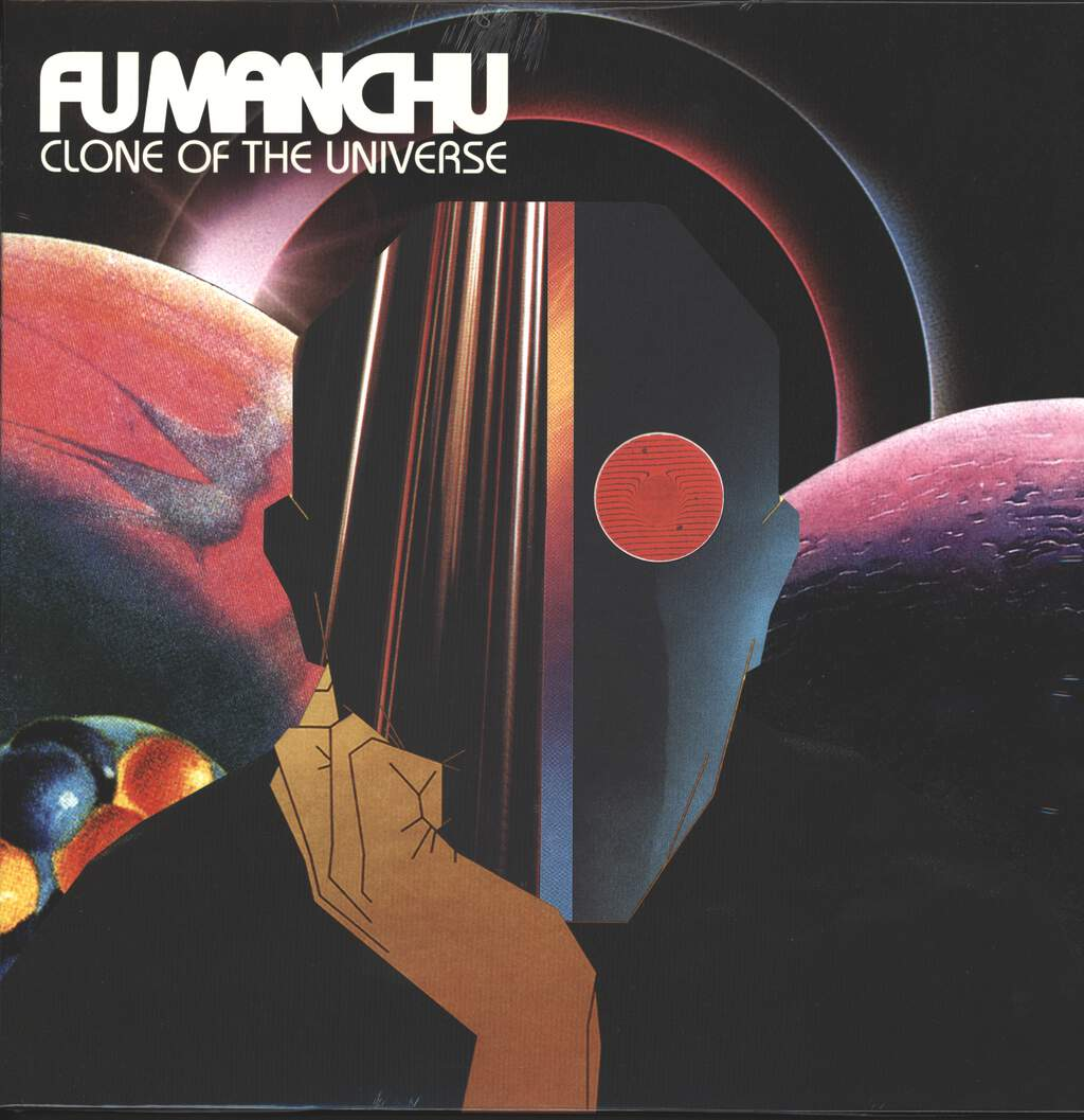 Fu Manchu: Clone Of The Universe, LP (Vinyl)