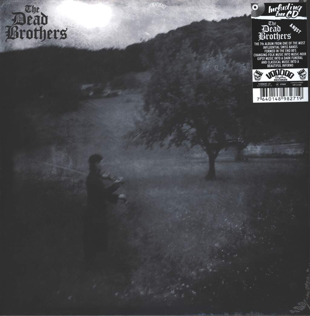 The Dead Brothers: Angst, LP (Vinyl)