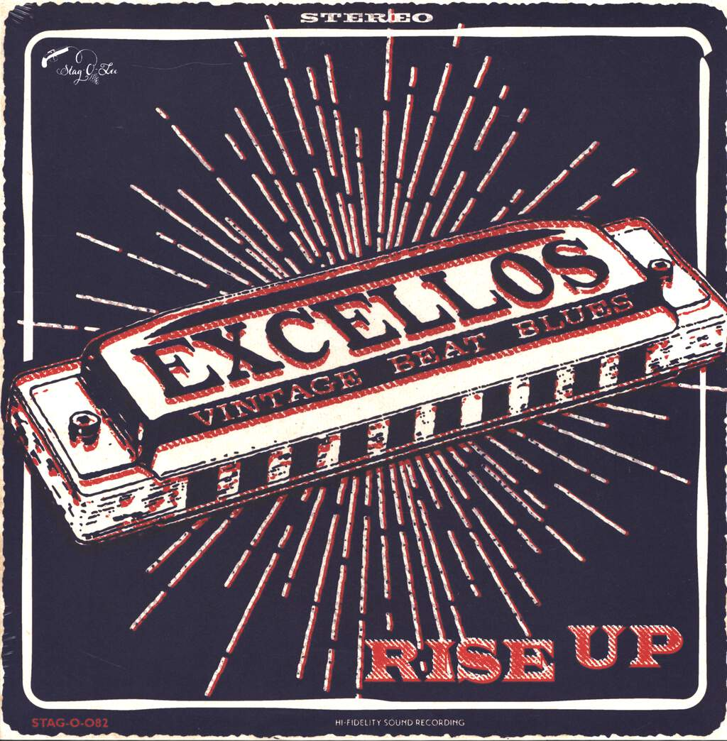 The Excellos: Rise Up, LP (Vinyl)