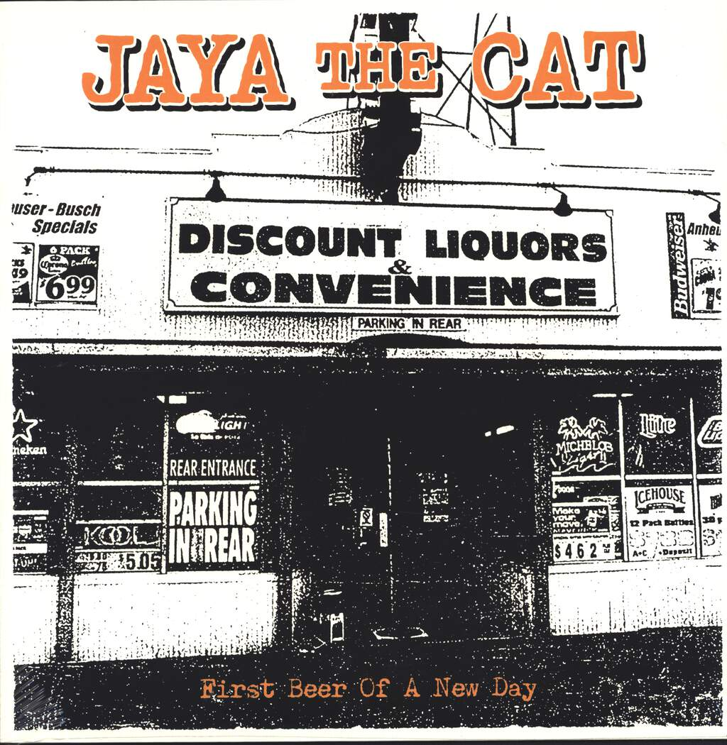 Jaya The Cat: First Beer Of A New Day, LP (Vinyl)
