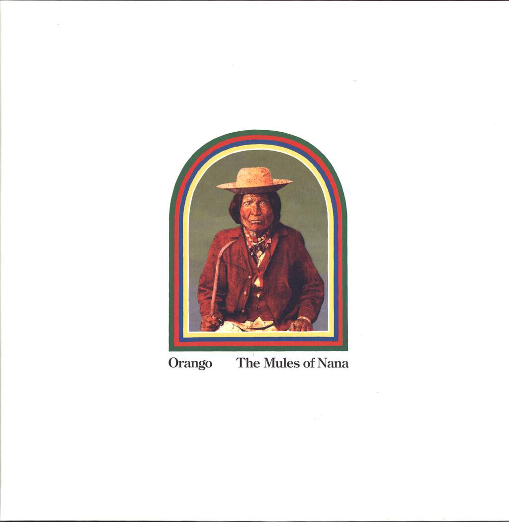 Orango: The Mules Of Nana, LP (Vinyl)