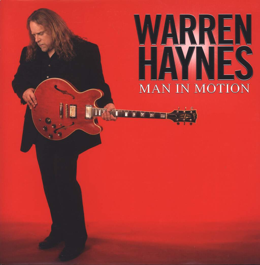Warren Haynes: Man In Motion, LP (Vinyl)