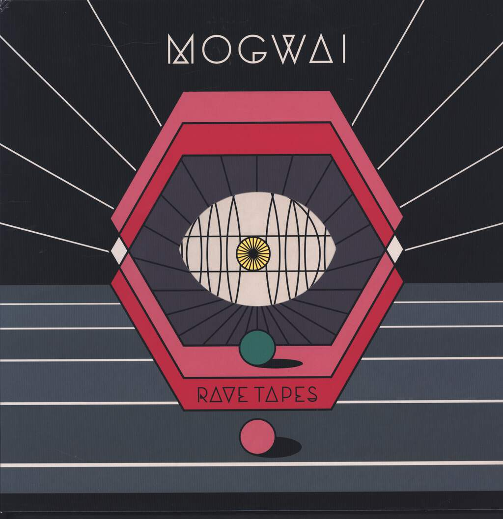 Mogwai: Rave Tapes, LP (Vinyl)