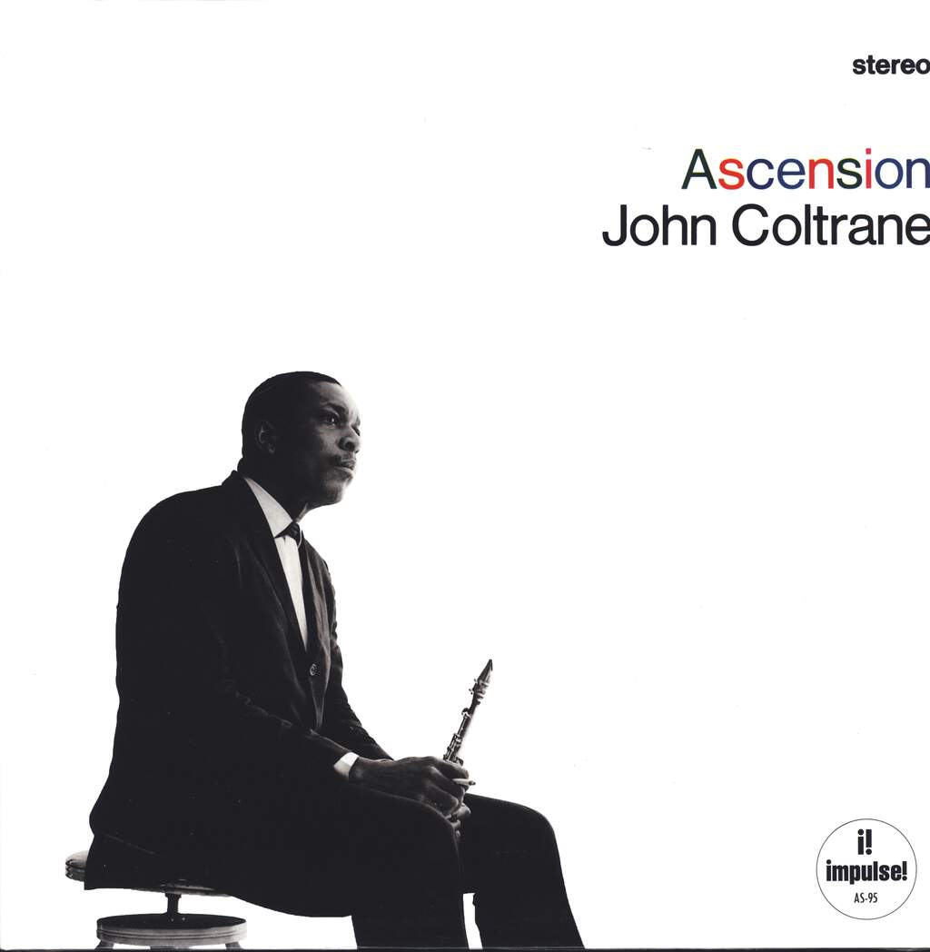 John Coltrane: Ascension, LP (Vinyl)