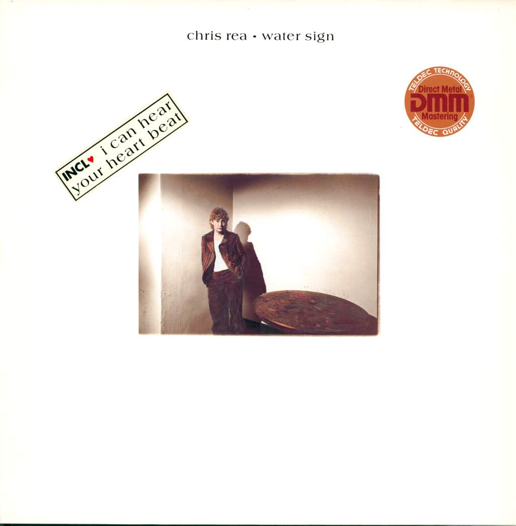 Chris Rea: Water Sign, LP (Vinyl)