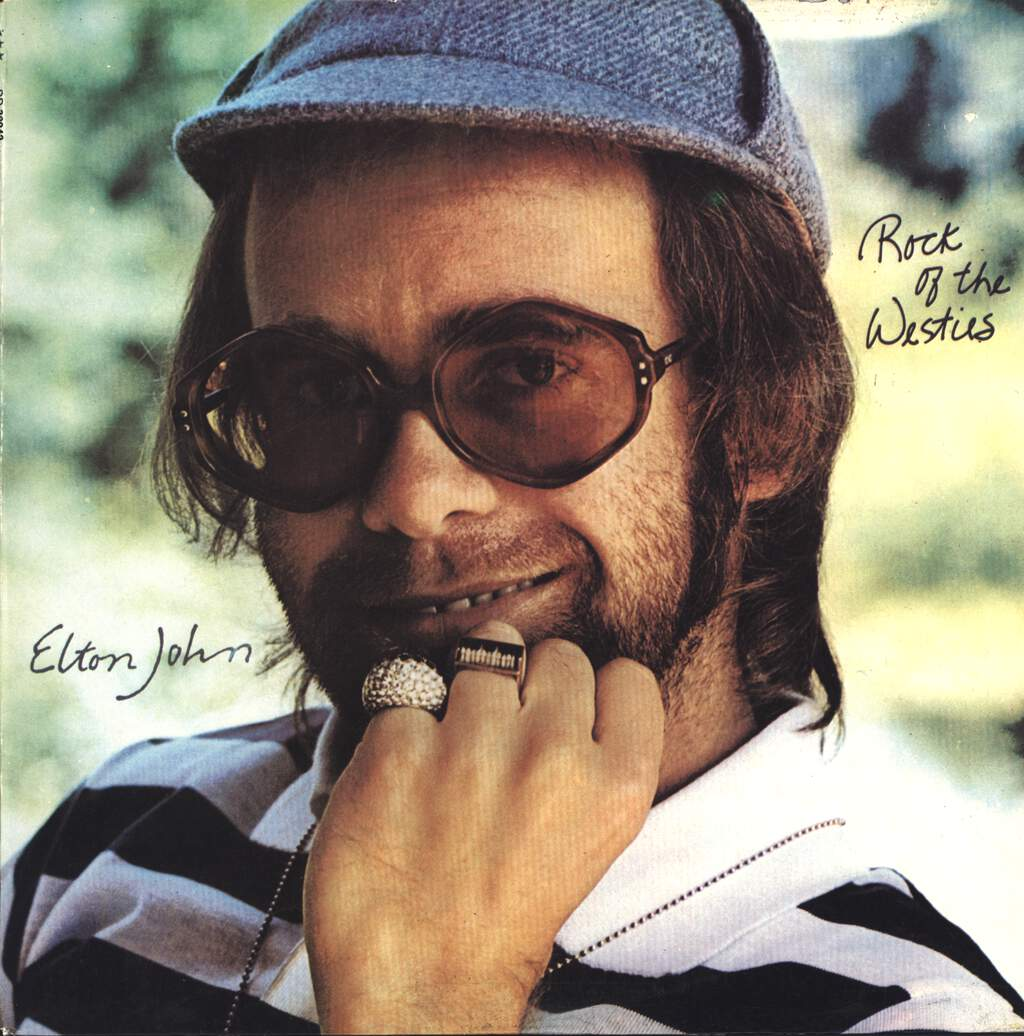 Elton John: Rock Of The Westies, LP (Vinyl)