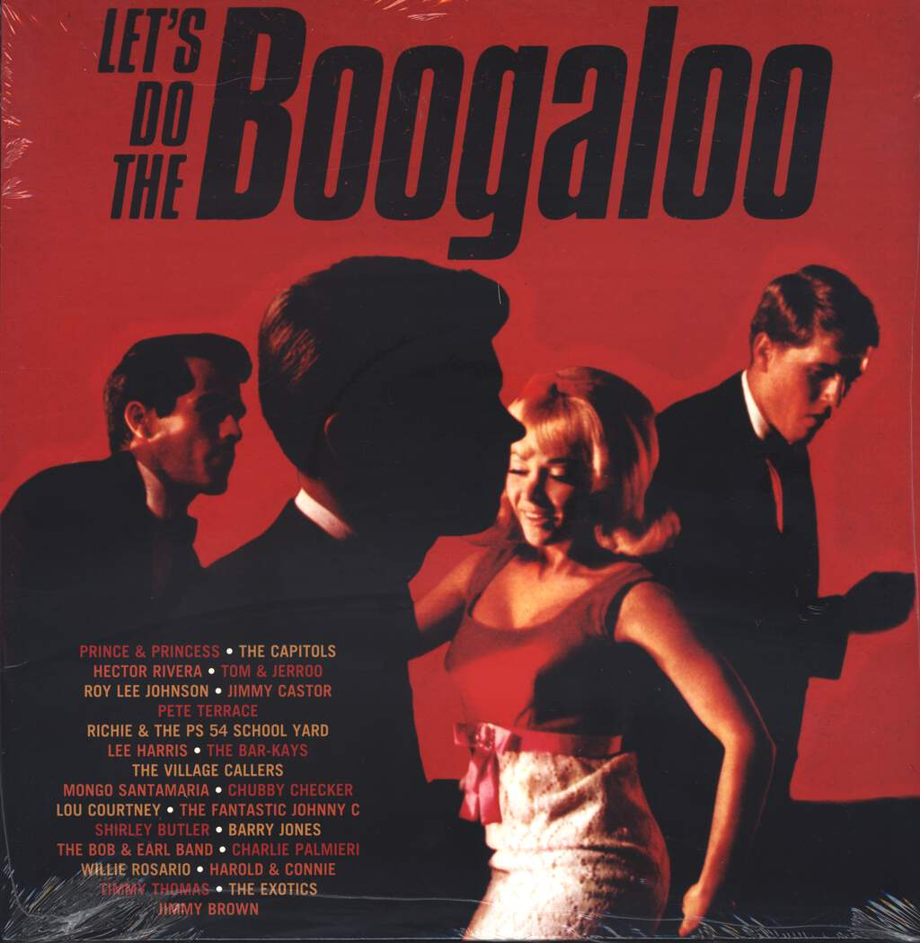 Various: Let's Do The Boogaloo, LP (Vinyl)