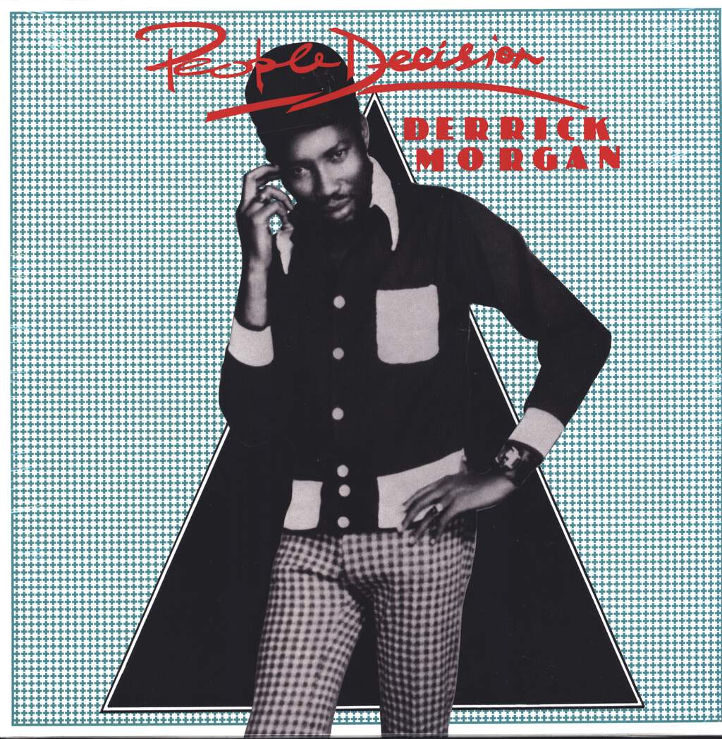 Derrick Morgan: People Decision, LP (Vinyl)