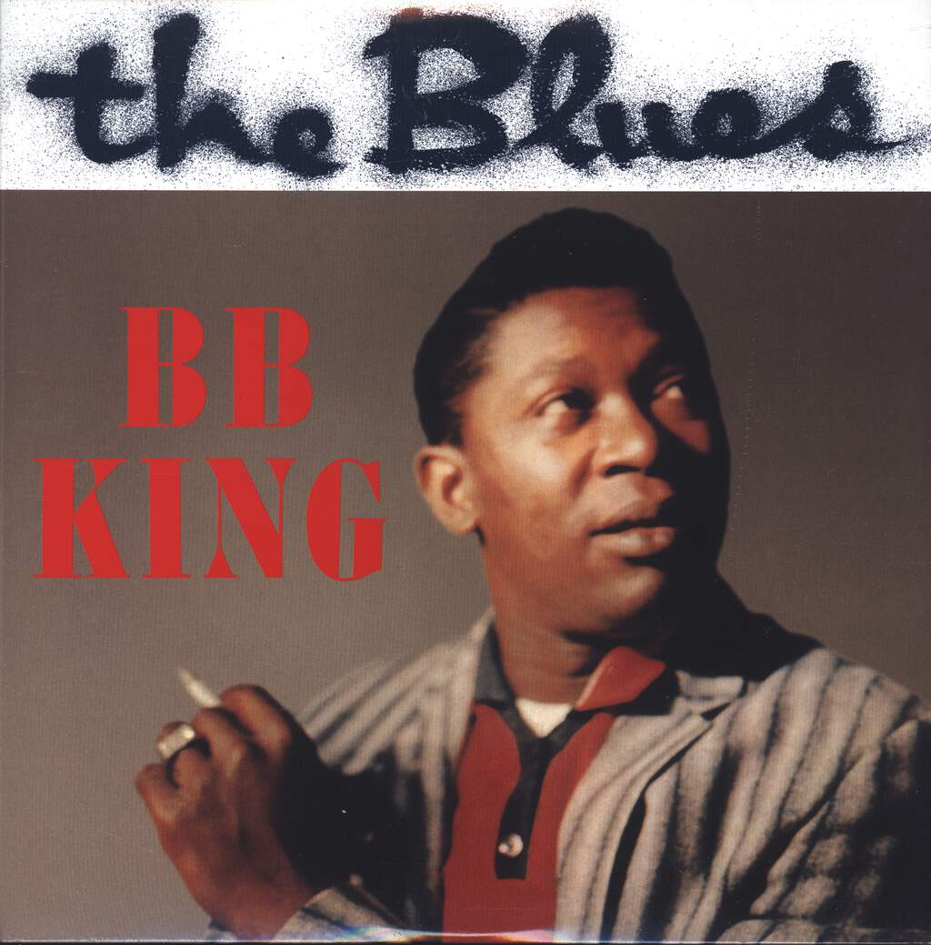 B.B. King: The Blues, LP (Vinyl)